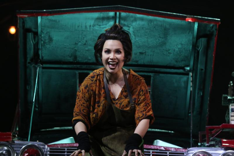 BWW Review: SWEENEY TODD, Starring Lea Salonga & Jett Pangan, Is One Palatable Creative Mischief