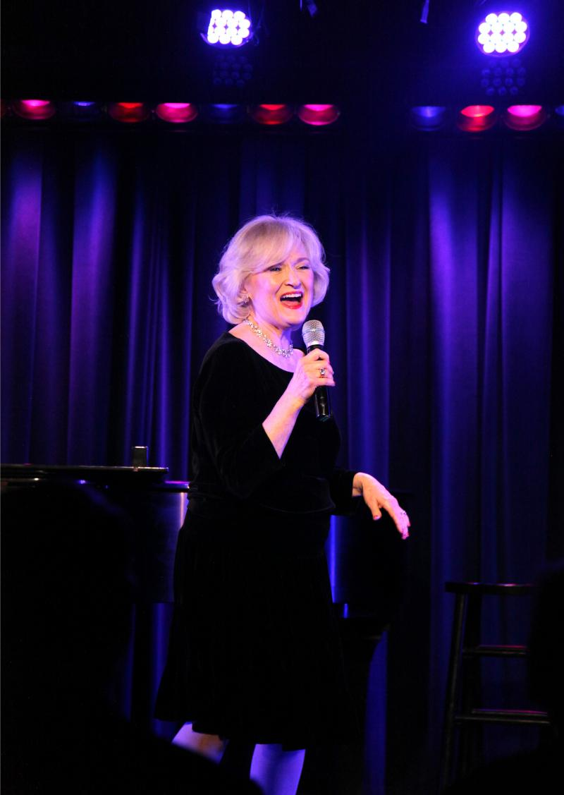 BWW Review: IN THE COOL COOL COOL OF THE EVENING Shines a Light on Nancy McGraw at The Laurie Beechman Theatre