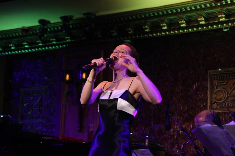 BWW Review: Jen Fellman Sells Out 54 Below for FORBIDDEN DRIVE CD Release