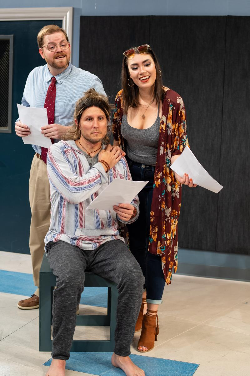 BWW Review: Seattle Public Theater's THE THANKSGIVING PLAY Brings the 'Woke' Laughs