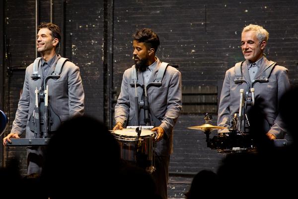 Daniel Freedman, Gustavo Di Dalva, Stephane San Juan