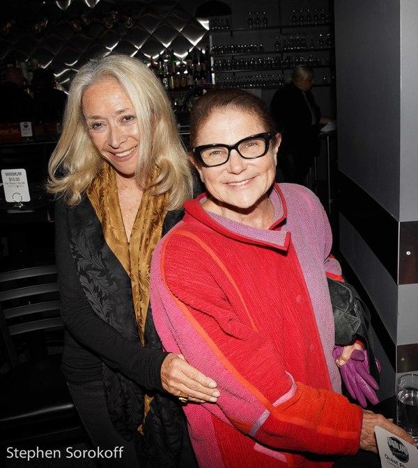 Eda Sorokoff & Tovah Feldshuh Photo