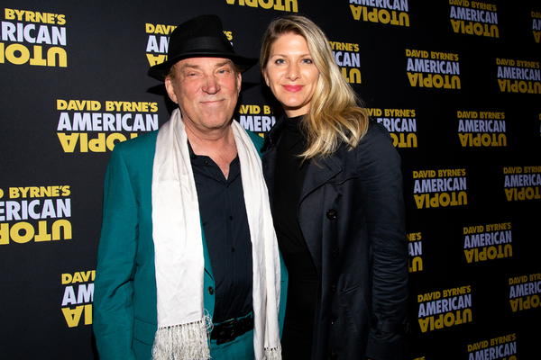 Photo Coverage: On the Opening Night Red Carpet of AMERICAN UTOPIA on Broadway!