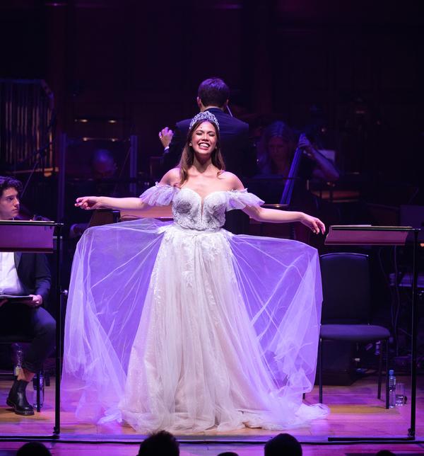 Photo Flash: Rodgers + Hammerstein's CINDERELLA at Cadogan Hall