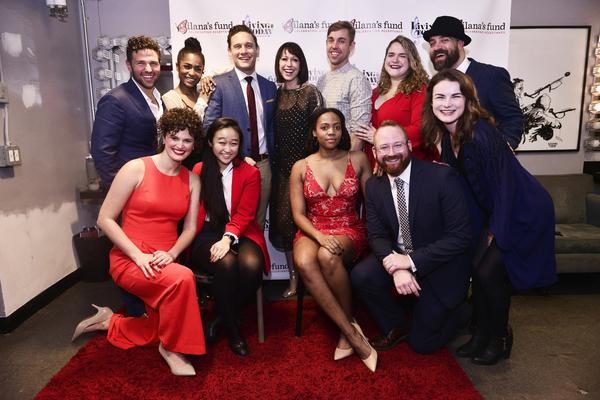 Photo Flash: Stars Align for Gilana's Fund Benefit at Joe's Pub