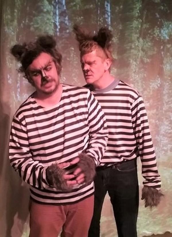 Righteous Jolly and David Sullivan Photo