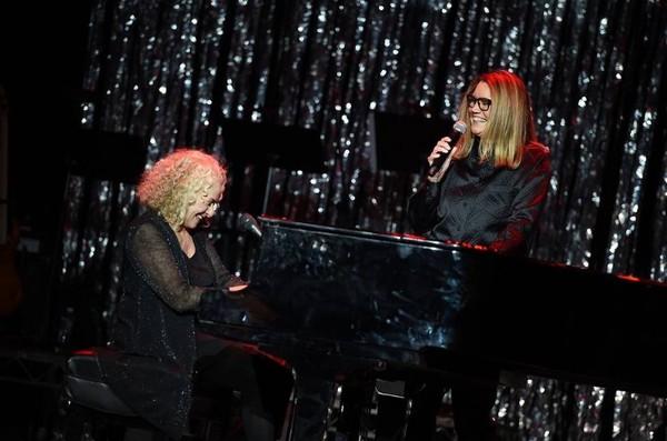 Carole King, Cindy Harrell-Horn Photo
