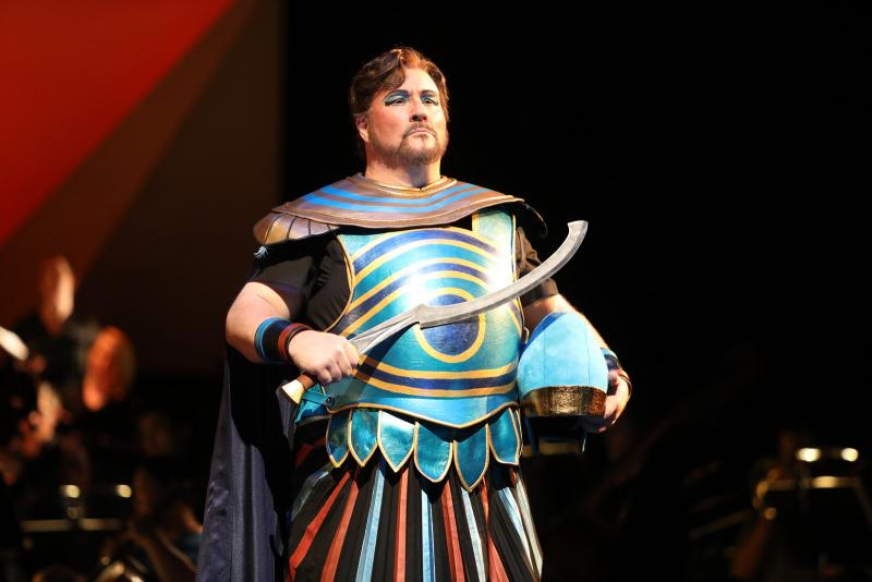 BWW Review: The San Diego Opera Brings a Thrilling AIDA