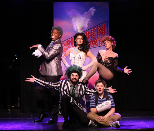 BWW Review: Gerard Alessandrini's FORBIDDEN BROADWAY: THE NEXT GENERATION Aims Satirical Darts At Broadway's Freshest Targets