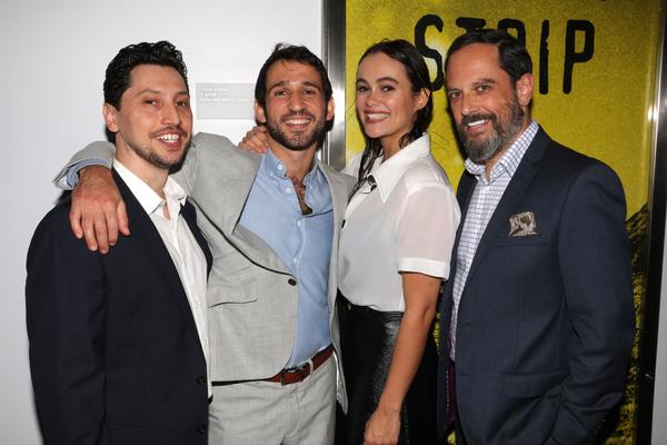 Ali Lopez-Sohaili, Darius Homayoun, Dina Shihabi, Peter Ganim