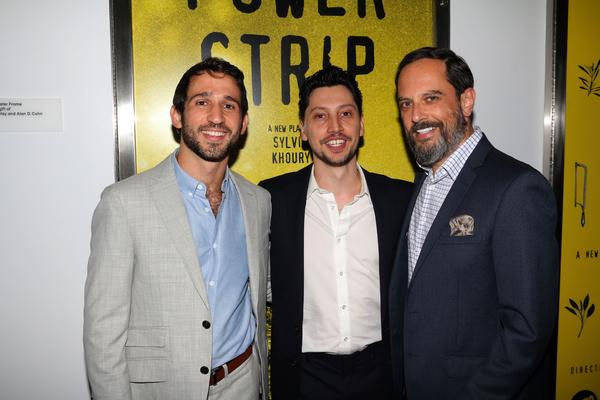Darius Homayoun, Ali Lopez-Sohaili, and Peter Ganim