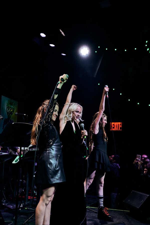 Dana Steingold, Sophia Anne Caruso and Presley Ryan Photo