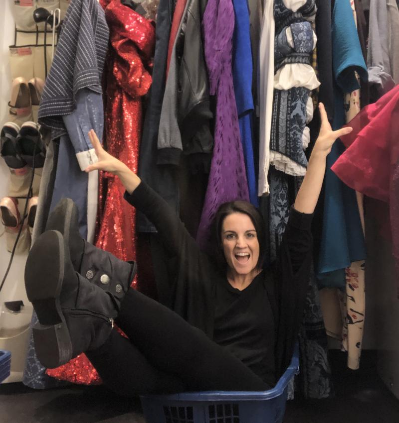 Dressers Career Spotlight: Lauren Gallitelli Talks Dressing Santino Fontana In TOOTSIE