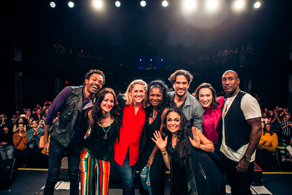 Photo Flash: Go Inside the BKLYN Reunion Concert with Eden Espinosa & More!