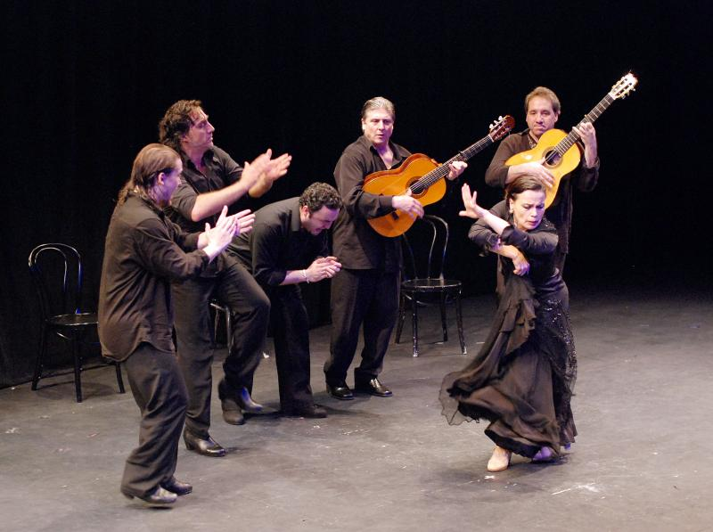 BWW Interview: Director/Choreographer Martín Santangelo of ENTRE TU Y YO at Z Space Shares His Passion for Flamenco as a Dramatic Form