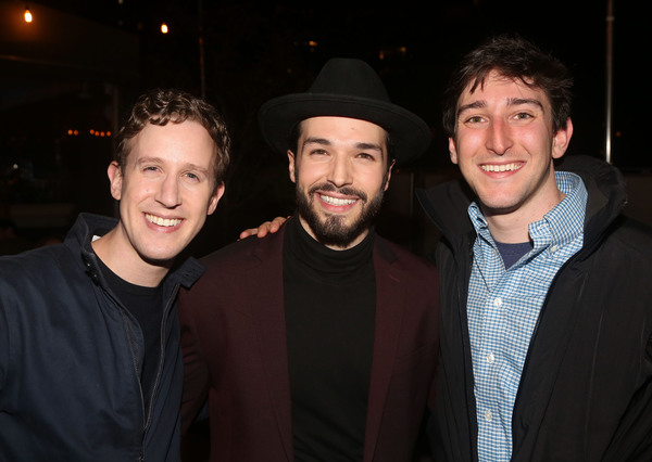 Photo Flash: Go Inside Opening Night of ONLY HUMAN with Gary Busey & More!
