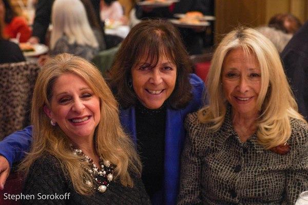 Julie Budd, Paula Kaminsky Davis, Eda Sorokoff Photo