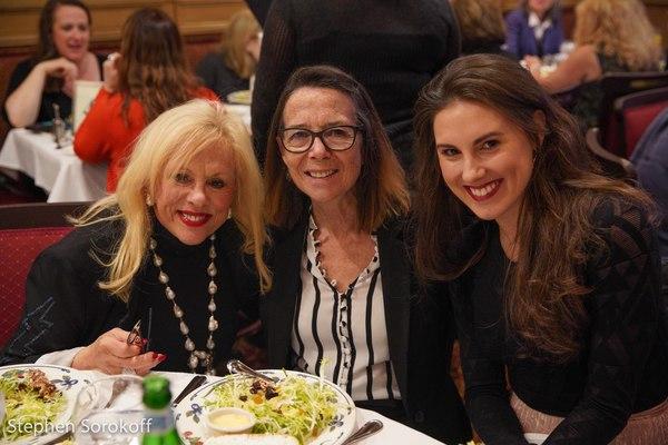 Anita Waxman, Susan Weaving, Tiler Peck, Principal Dancer New York City Ballet