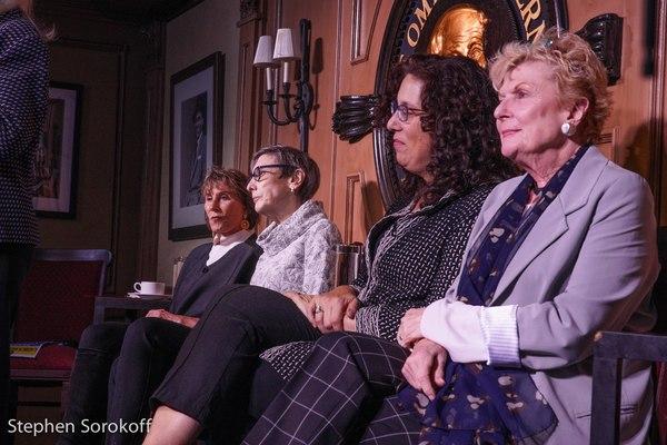 Susan Gallin, Robyn Goodman, Mara Isaacs, Nelle Nugent Photo