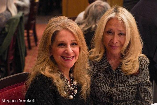 Julie Budd & Eda Sorokoff Photo