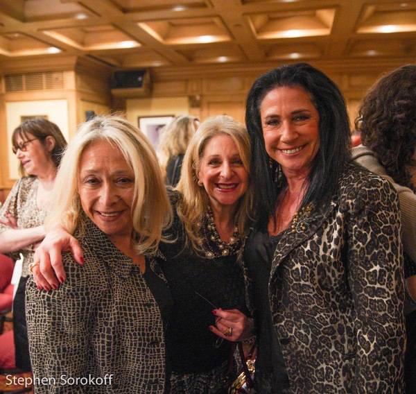 Eda Sorokoff, Julie Budd, Donna Soloway Photo