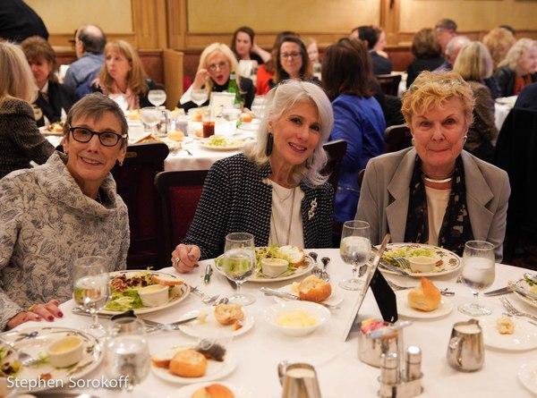 Robyn Goodman, Jamie deRoy, Nelle Nugent Photo