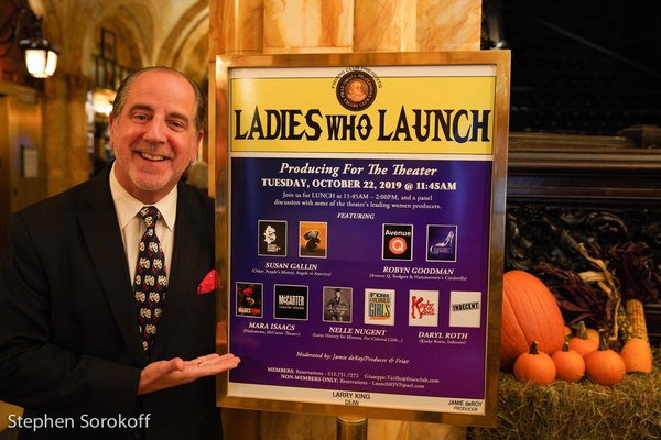 Photo Coverage: Broadway Producers 'Launch' at the Friars Club