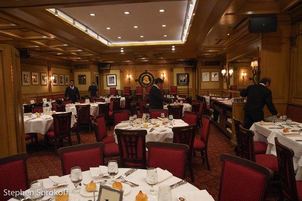 Frank Sinatra Dining Room Photo