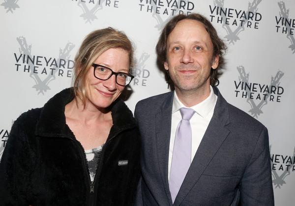 Annie McNamara and Mike Iveson Photo