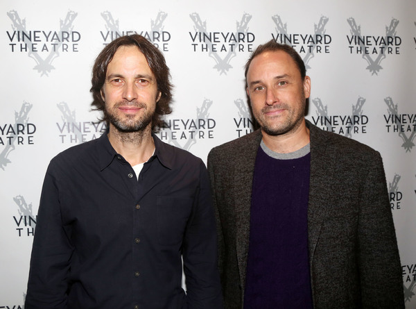 Daniel Goldfarb and Greg Keller Photo