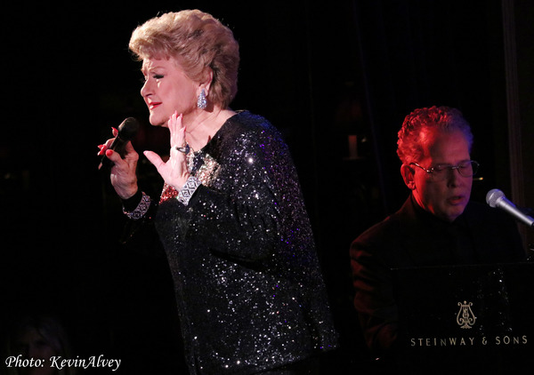 Photo Coverage: Marilyn Maye Brings BLAME IT ON MY YOUTH to Feinstein's/54Below