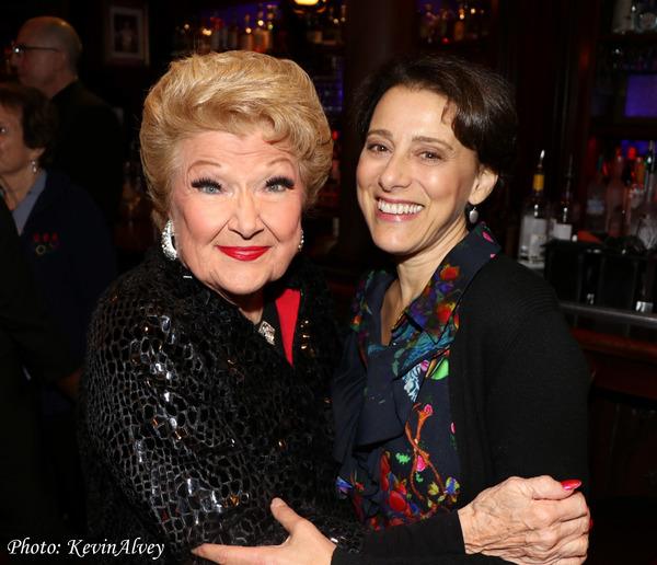 Marilyn Maye, Judy Kuhn Photo