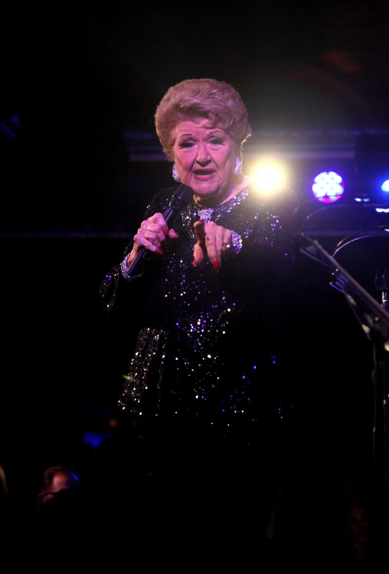 BWW Review: Marilyn Maye BLAME IT ON MY YOUTH Causes a Riot at 54 Below