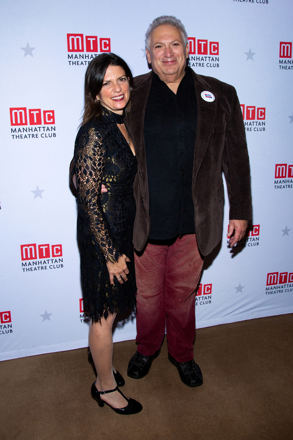 Photo Coverage: Go Inside Opening Night of MTC's BELLA BELLA