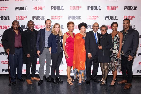 The family of playwright Ntozake Shange
