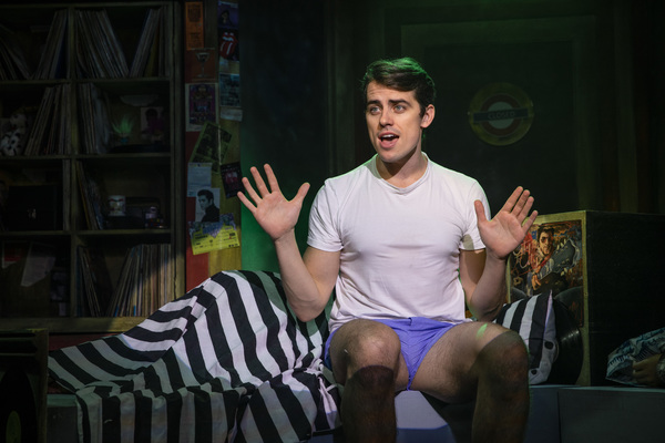 Photo Flash: First Look at The Turbine Theatre's HIGH FIDELITY