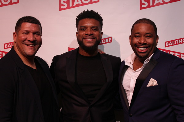 Dale Mott, Keenan Scott II, Brian Moreland Photo