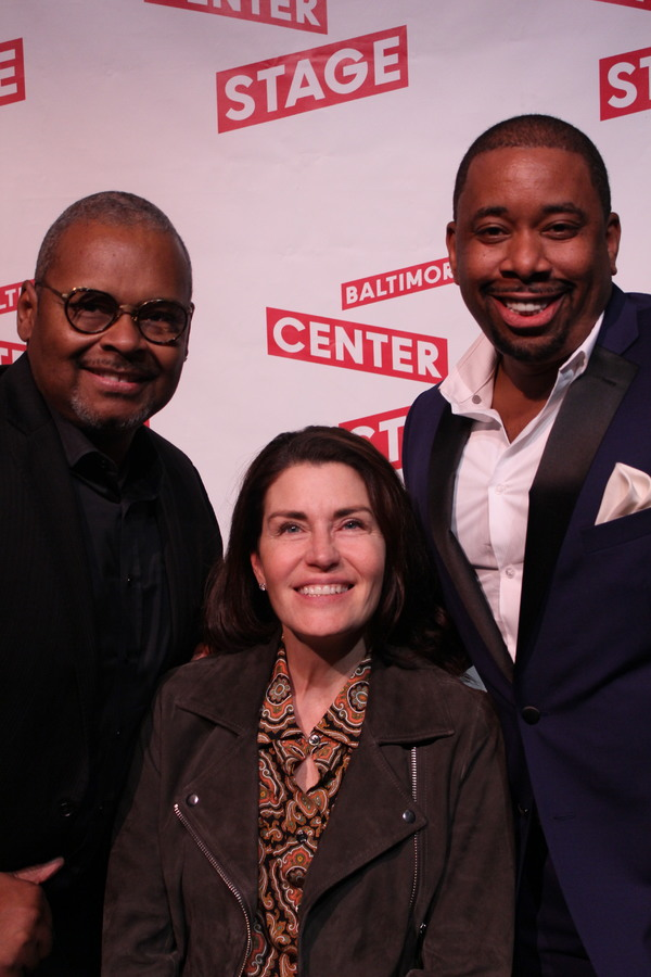 Ron Simmons, Diana DiMenna, and Brian Moreland Photo