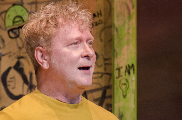 Photo Flash: Local Theater Company Presents Rodney Hick's FLAME BROILED, OR THE UGLY PLAY