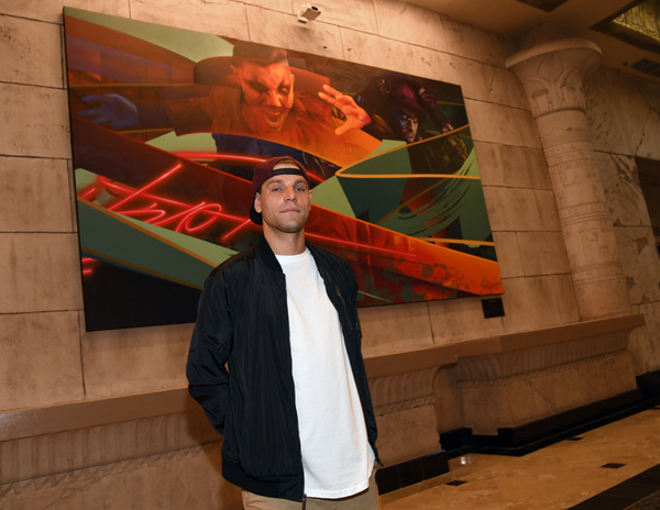 Photo Flash: First Look At R.U.N AtLuxor Hotel and Casino