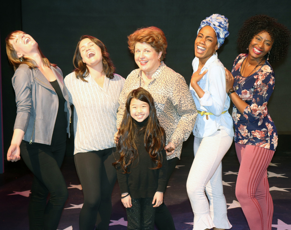 Photos: Meet The Cast of PANAMA HATTIE At York Theatre Company