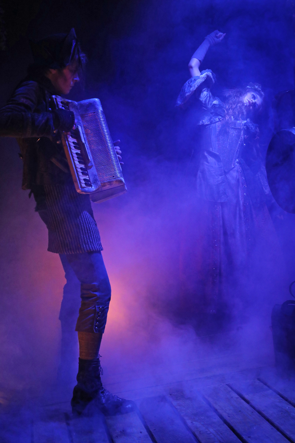 Photo Flash: Historic Hudson Valley Teams With Brian Clowdus For THE SLEEPY HOLLOW EXPERIENCE