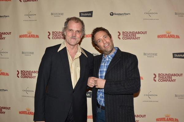 Jeb Brown and David Rossmer Photo