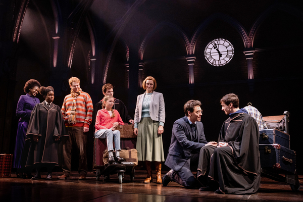 Photo Flash: First Look at HARRY POTTER AND THE CURSED CHILD in San Francisco