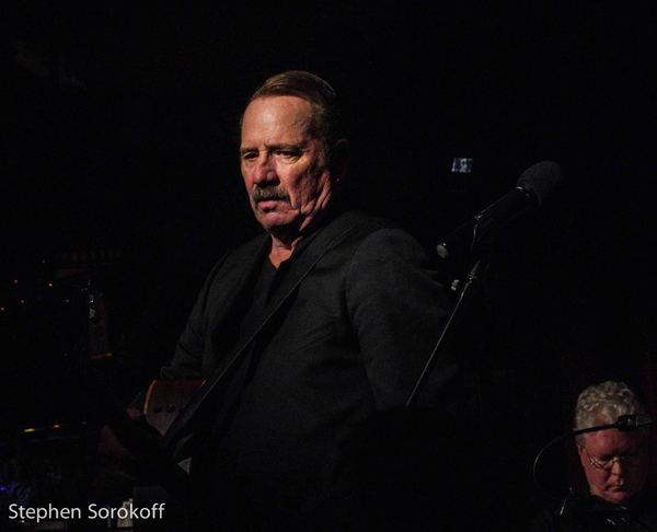 BWW Review: Tom Wopat is Hip at the Beach Cafe