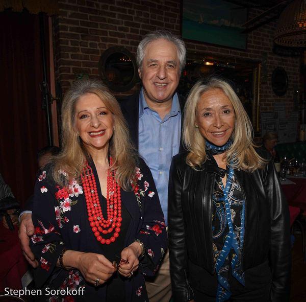 Julie Budd, Dave Goodside, Eda Sorokoff Photo