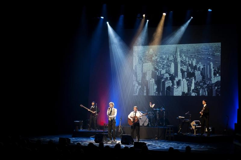 BWW Review: THE SIMON AND GARFUNKEL STORY Plays At The Kauffman Center In Kansas City