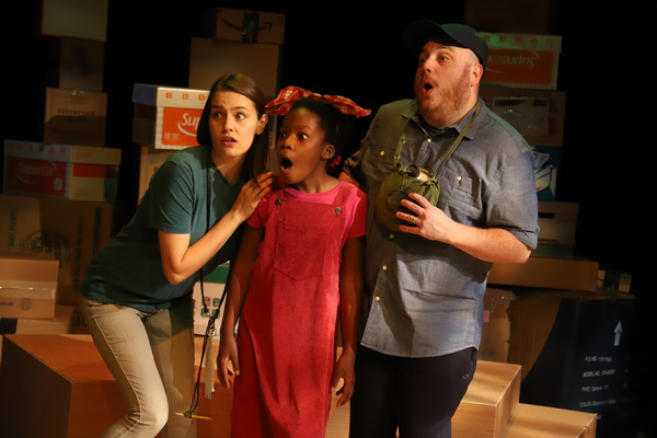 Photo Flash: Fitz&Startz Productions, Theater for All Ages Presents AUNT MAE COMES TO TOWN