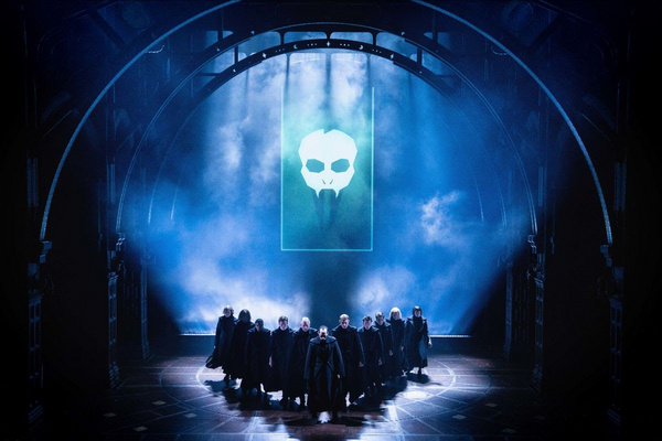 Photo Flash: First Look At HARRY POTTER AND THE CURSED CHILD, PART 2 At San Francisco's Curran Theater
