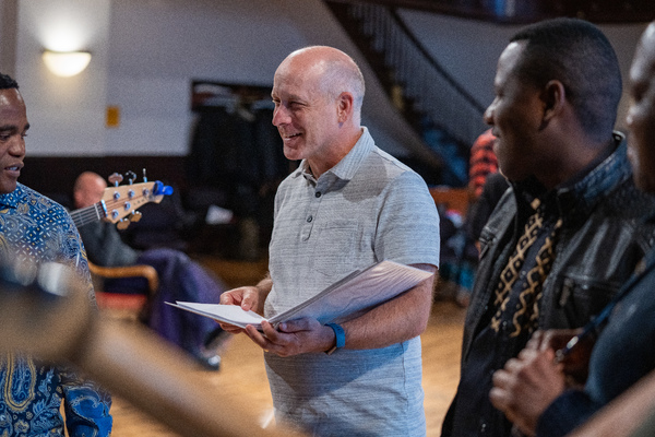 Photos: In Rehearsal For LINDIWE At Steppenwolf Theatre Company